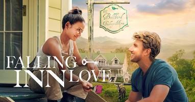 Where was Falling Inn Love filmed