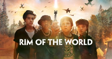Where was rim of the world filmed