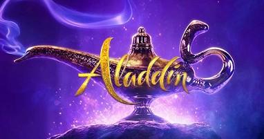 Where was Aladdin filmed