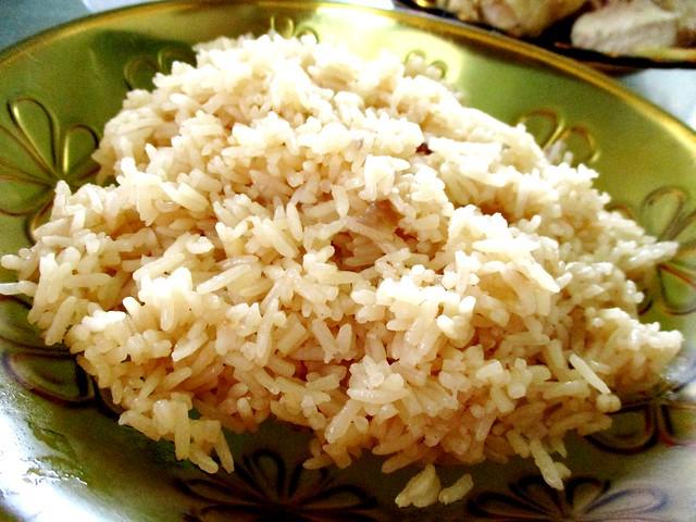 Missus' chicken rice