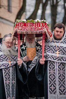 18.04.2020 | Богослужения Великой Пятницы в Софийском соборе