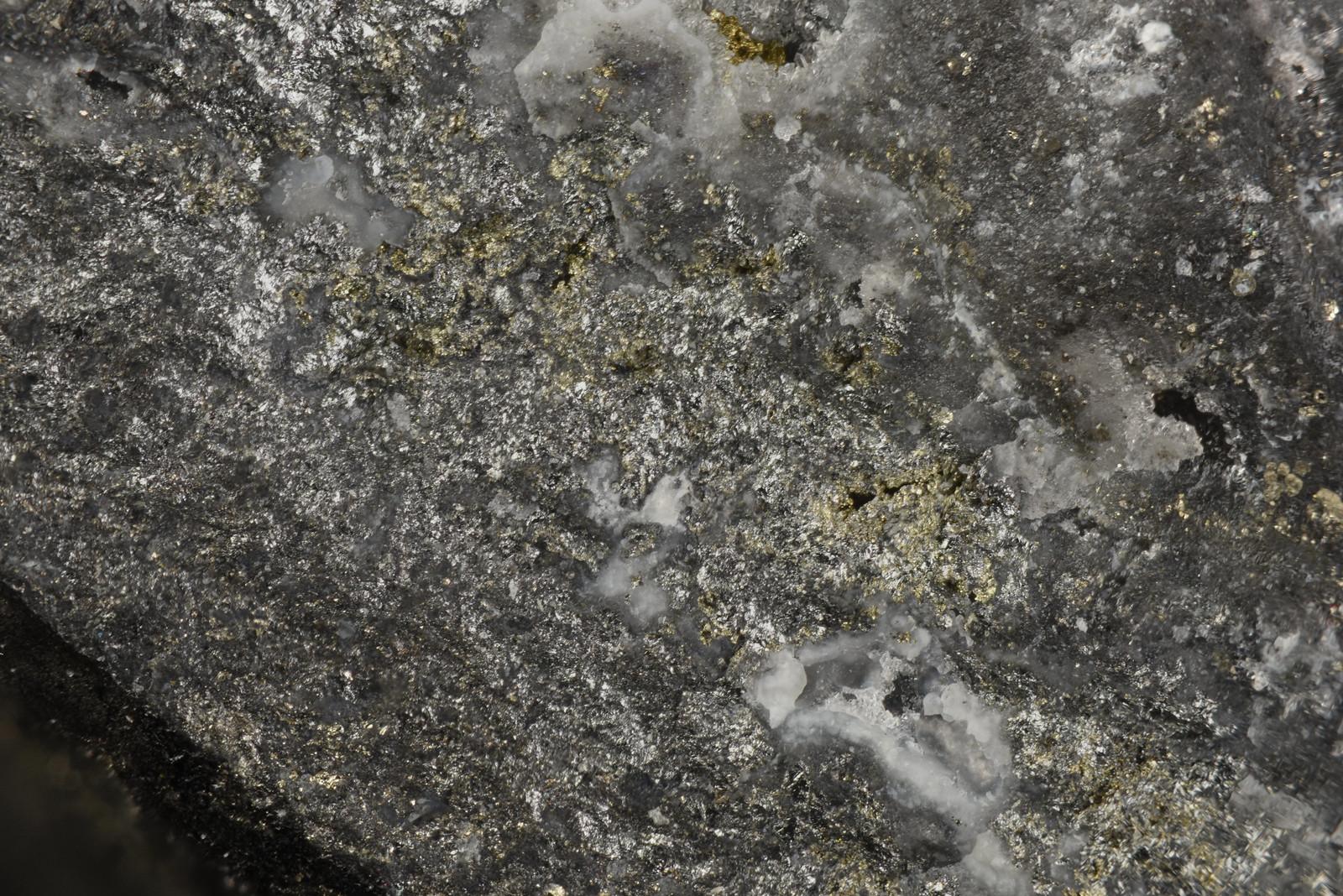 ゴールドフィールド鉱 / Goldfieldite
