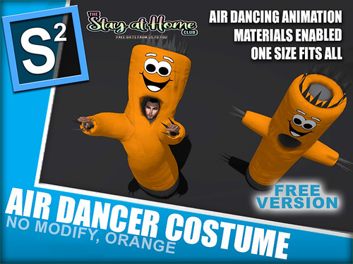 S2 Air Dancer Costume FREE - Stay At Home Gift