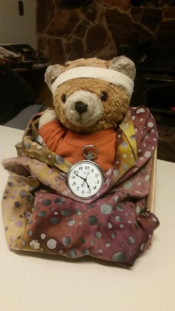 Timekeeper Bear