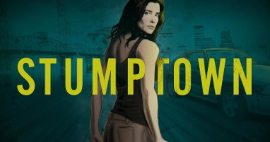 Where was Stumptown filmed