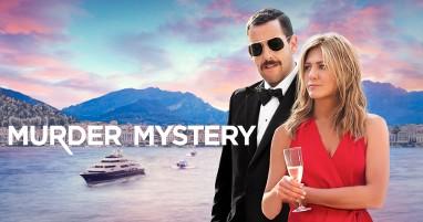 Where was murder mystery filmed