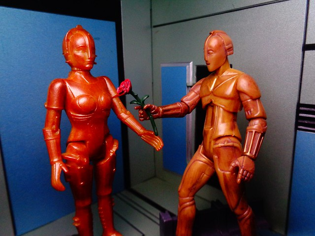 Love in a Time of Robots
