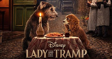 Where was Lady and the Tramp filmed