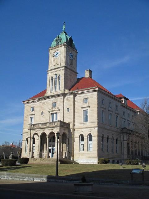 Rockingham County (VA) Courthouse