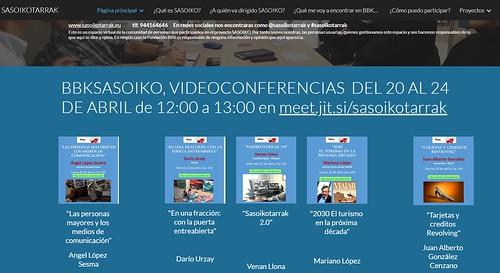 Videoconferencias de BBK Sasoiko