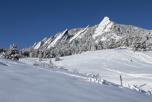 earthnaturelife wondersofnature snow mountain skiing forest flatirons boulder colorado landscape scenic bouldercountyopenspaceandmountainparks