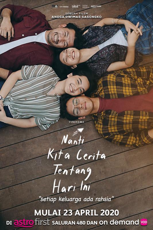 Filem NANTI KITA CERITA TENTANG HARI INI