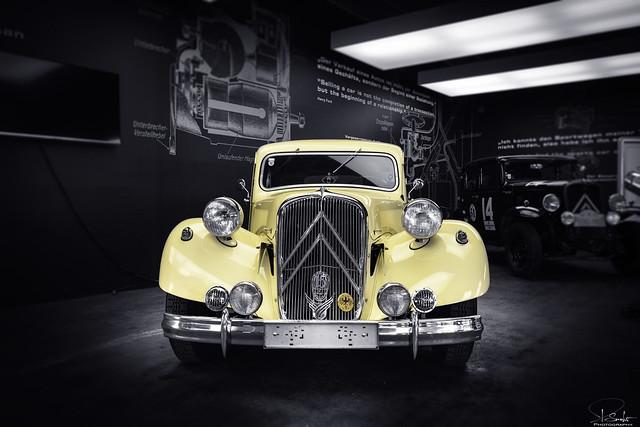 Citroen - Erfolgsgeschichte des Automobils - Grossglockner - Austria