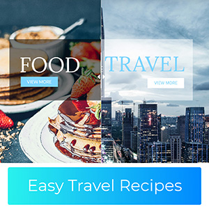 Easy Travel Recipes