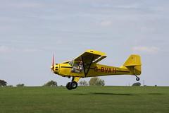 G-BVAH Denney Kitfox [PFA 172-12031]  Sywell 010918