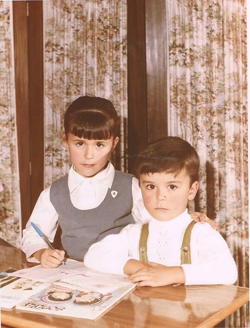 Marga y yo en Bocangel