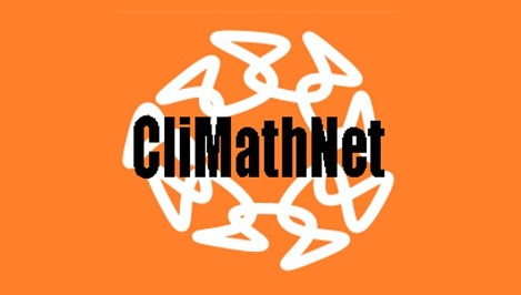 CliMathNet logo