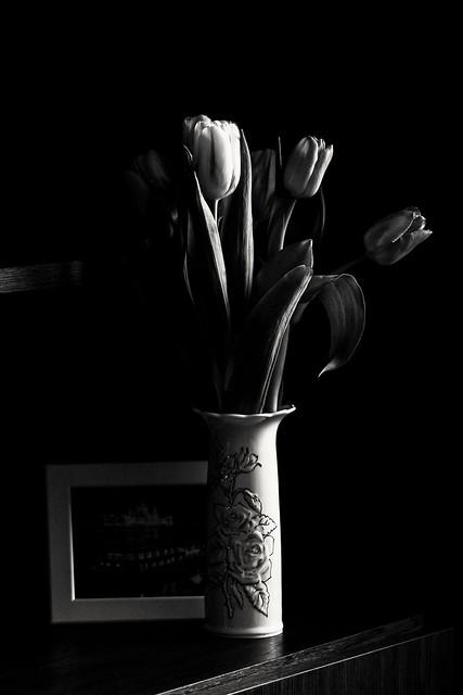 Have a beautiful weekend my dear friends ⬛⬜