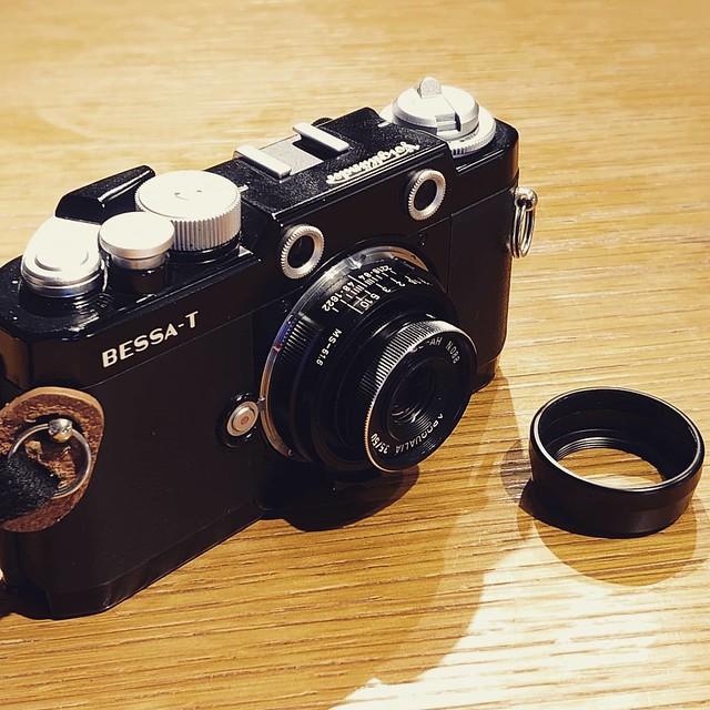 宮崎光學 Apoqualia 50mm f3.5 老伯的heliar