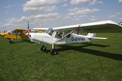 G-BWWA ultravia Aero Pelican Club GS [PFA 165-12242] Sywell 310818