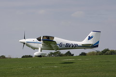 G-BVVP Europa [PFA 247-12697] Sywell 010918