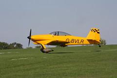 G-BVLR Van's RV-4 [PFA 181-12306] Sywell 020918