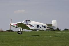 G-BUPR Jodel D.18 [PFA 169-11289] Sywell 010918