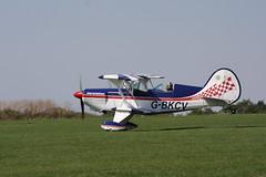 G-BKCV EAA Acro-Sport III [PFA 072A-10776]  Sywell 020918