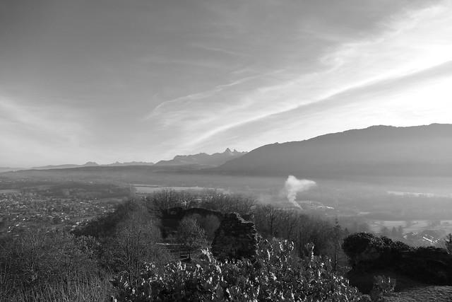 12.26.16.Panorama depuis le Château Des Allinges