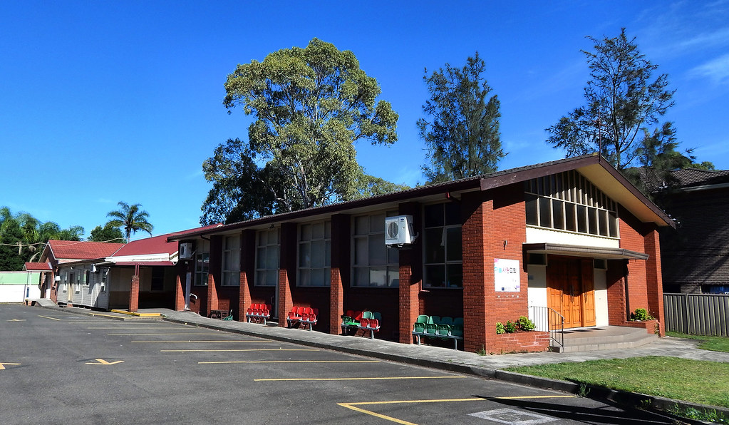 Arabic Evangelical Presbyterian Church, Toongabbie, Sydney, NSW.