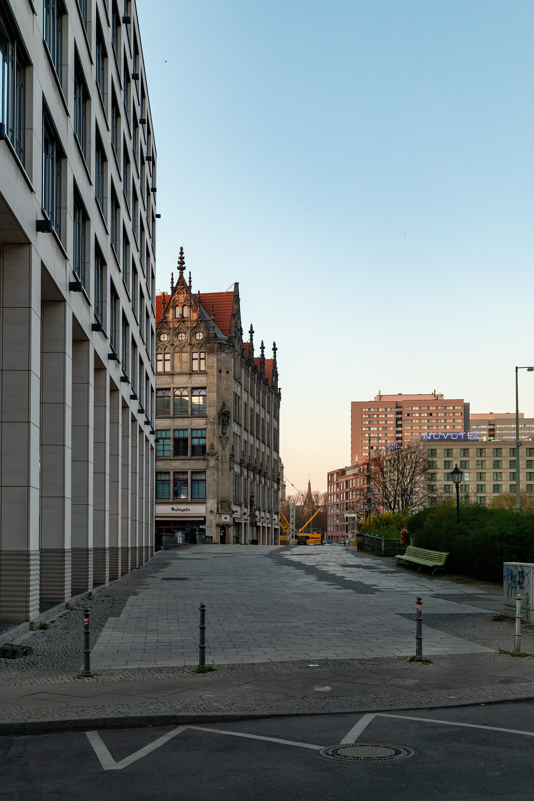 An der Gertraudenstraße