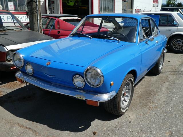 69-'71 Fiat Sport 850 Coupé