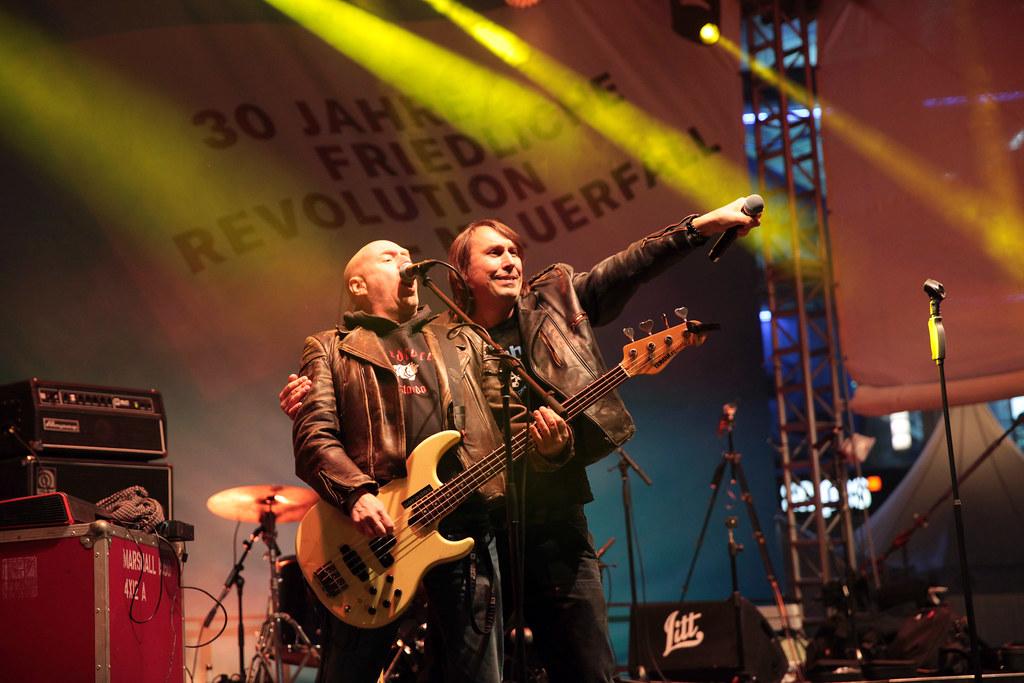 Ostdeutsche Bands Liste
