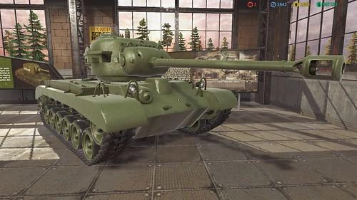 TMS - M26 Pershing