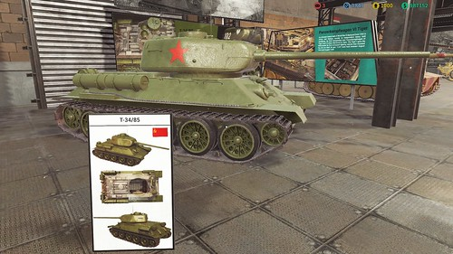 TMS - T34/85