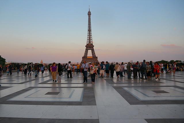 Paris in  2014