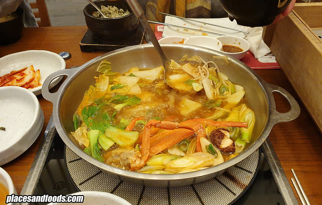 the east busan snow crab soup