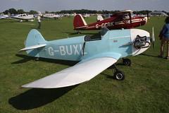 G-BUXL Taylor JT.1 Monoplane [PFA 055-11819] Sywell 010918