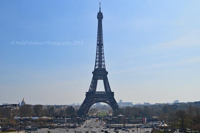 Cityscape : Eiffel Tower