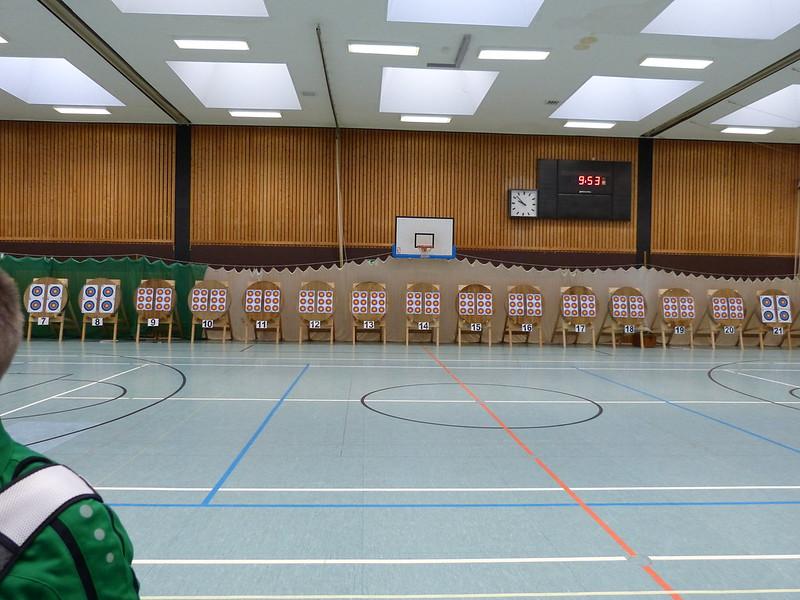 Hallen Turnier Jeersdorf 2019