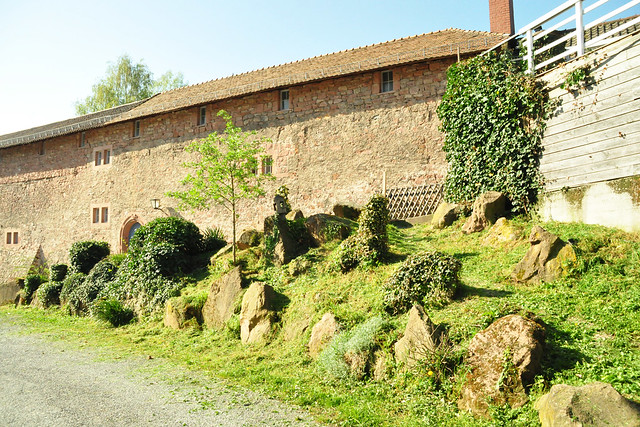 April 2020 ... Benediktinerabtei Stift Neuburg, Heidelberg ... Brigitte Stolle