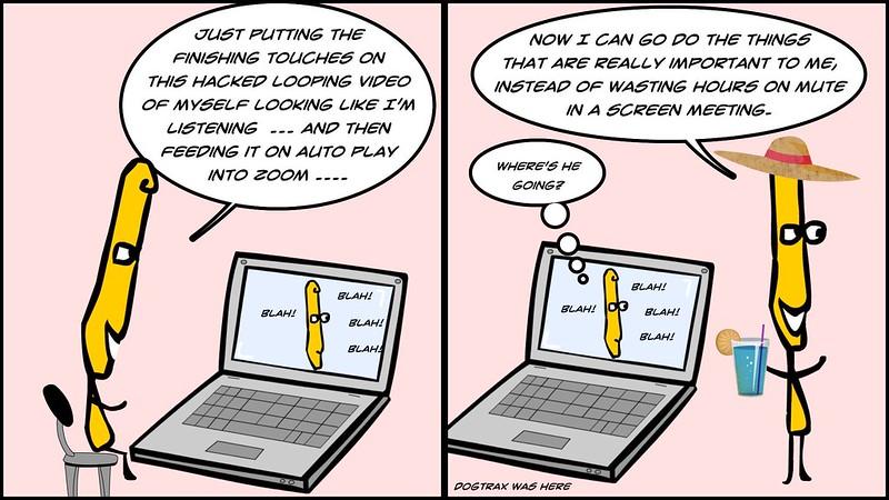 Panels from the Pandemic (Quarantine Comics)