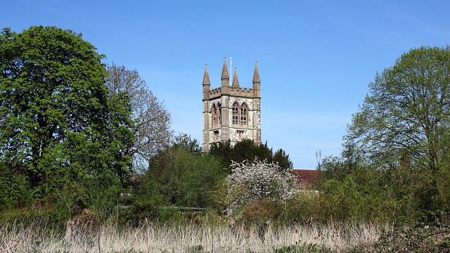 St.Andrews Church, Farnham