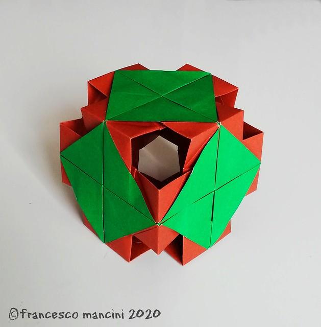 Greek cross cube 2
