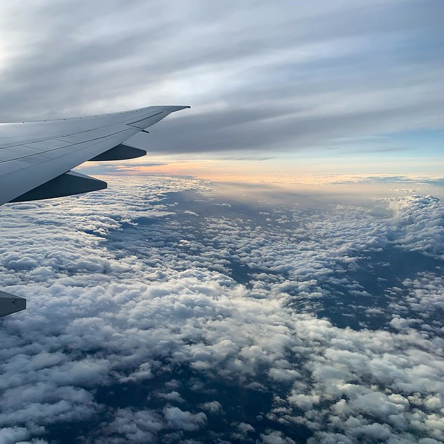it's been 111 days since I posted a picture on #instagram, a lot of things happened (to say the least), more on that in the upcoming posts. This picture was taken on 8th of December 2019 on our way to Dubai on the Emirates Boeing 777. Nothing beats a wind