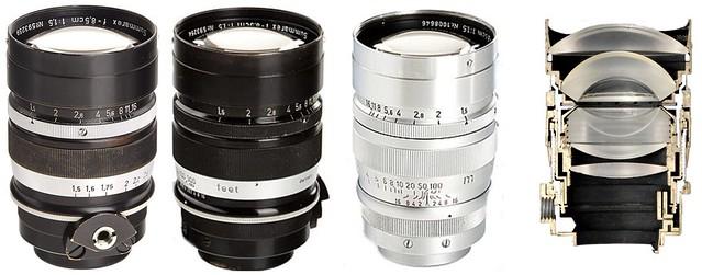 LEITZ SUMMAREX 85MM F1.5 Leica人像美學