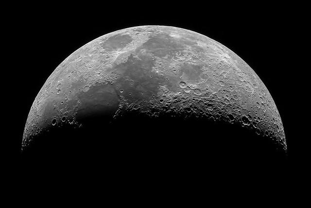 Moon - First quarter