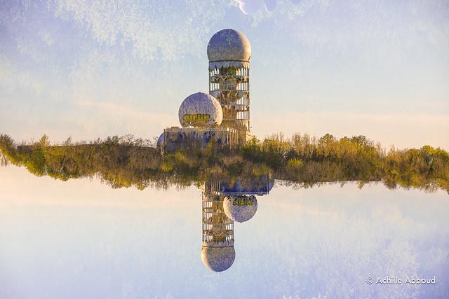 Teufelsberg | Multi Exposure