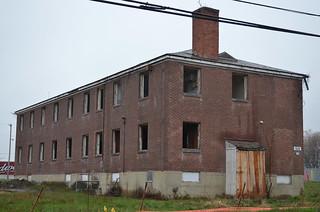 Newburgh Barracks