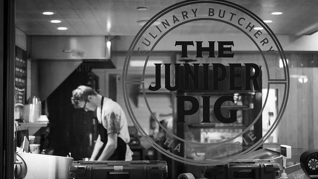 The Juniper Pig
